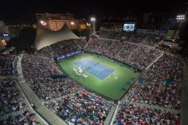 Stadium Dubai Duty Free Tennis Championships