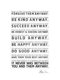 Do Good Quotes Best Do Good Anyway Inspiring Quotes And Sayings Juxtapost
