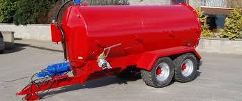 Marshall Trailers Slurry Tankers St3000