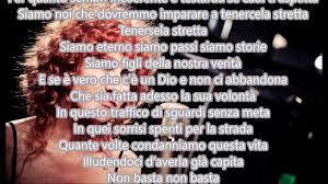 Fiorella Mannoia - Che sia benedetta - Testo - YouTube