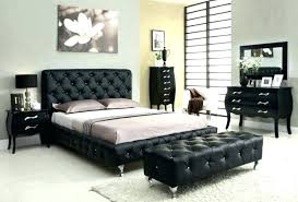 wood and leather bed tufted leather bed wood and leather bedroom sets bedroom lovely black queen set ideas with tufted wood bed frame with leather headboard