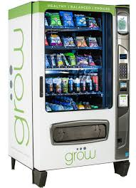 Fresh Healthy Vending Machines Inspiration Our Machines Grow Healthy Vending
