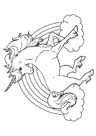 Coloring Free Frank Coloring Pages Superb Unicorn Kids Online