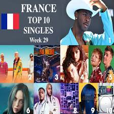 Snep Chart Lilnasxs Oldtownroad Reigns Atop The French Snep Chart For