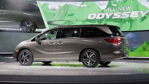 2019 Honda Odyssey Specs and Review - Mambo Otomotive