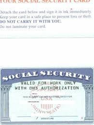 Craig Social Security On New amp; Web The - Card Ging's Home My