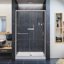 dreamline shdr 0948720 04 infinity z semi framed sliding shower door