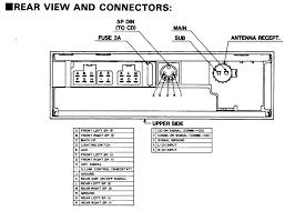 mazda 121 wiring diagram radio mazda wiring diagrams online