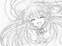 Anime Girls Drawing At Getdrawingscom Free For Personal Use Anime