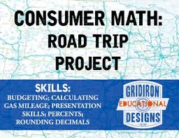 Consumer Math Road Trip Project
