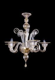 murano glass chandelier paste oro