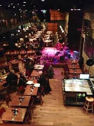 A View Of The Stage Layout Picture Of Dakota Jazz Club