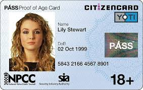 Citizencard Is Uk Card - What Photo A Id