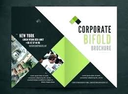 Publisher Booklet Template Free Download Brochure Templates