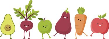 healthy food fruit sticker - TenStickers