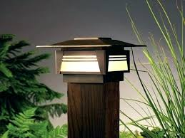 outdoor solar lamp post canada garden lamps powered pole top light fixtures lights led commercial lighting