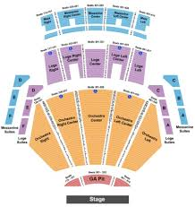 Microsoft Theater Tickets In Los Angeles California