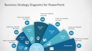 Buisness Strategy Free Business Strategy Diagram Powerpoint Slidemodel