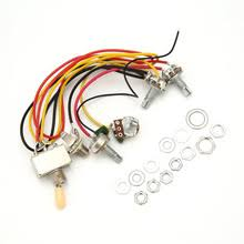 buy guitar potentiometer wiring and get free shipping on best sg wiring harness at Sg Wiring Harness
