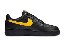 nike shoes air force black. nike air force 1 low shoes black .