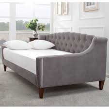 Image Twin Daybed Quickview Wayfair Upholstered Sofa Daybeds Wayfair