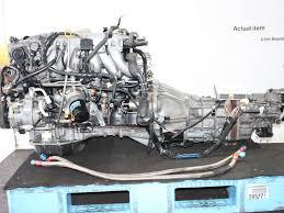 TOYOTA 1JZGTE 2.5L DOHC TURBO NON VVTI, VVTI ENGINE AND TRANSMISSION ...