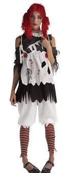 women s gothic rag doll costume