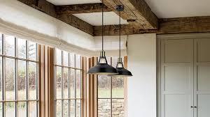 lights ceiling fans modern rustic
