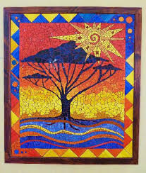 <b>lots of cool</b> mosaics decorate the place - Picture of Neema Crafts ...