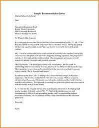 sample re mendation letter for student scholarship re mendation letter sample