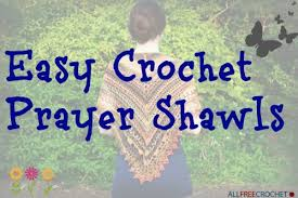 Free Crochet Prayer Shawl Patterns Beauteous 48 Religious Crochet Patterns Stitch And Unwind