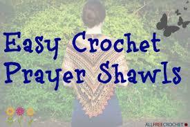 Free Crochet Prayer Shawl Patterns Beauteous 48 Religious Crochet Patterns Stitch And Unwind