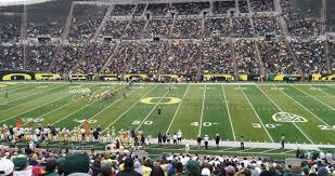 Oregon Football Autzen Stadium Seating Chart Interactive