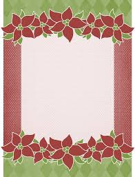 holiday stationery anuvrat info holiday stationery in word and pdf formats