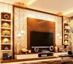 hall tv unit interior design images