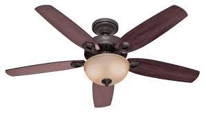 best overall hunter 53091 builder deluxe single light ceiling fan