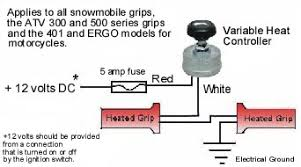 hot grips heated grips, hand warmers, grip warmers hot grips wiring diagram Hot Grips Wiring Diagram #36