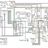 xs chopper wiring diagram wiring diagram and hernes xs650 chopper wiring diagrams