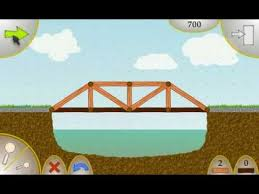 Wooden Bridge Game