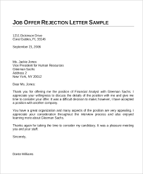 how to write a job offer letter sample offer letter 10 examples in word pdf