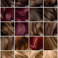 Loreal Red Hair Colour Chart L Oreal Red Hair Color Awesome Loreal Red Hair Dye Colour