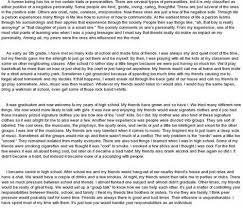 an essay on peer pressure term paper words essay on peer pressure cause and effect essay