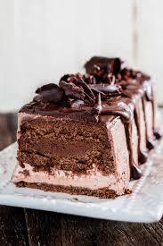 Chocolate Ice Cream Cake Olivias Cuisine