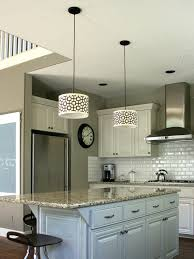 kitchen shade amazing of drum pendant light fixture creating a drum shade pendant light home stories a to