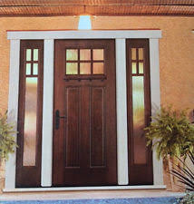 front door with sidelightEntry Door with Sidelights  eBay
