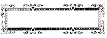 fancy frame border transparent. Frame Transparent Border Victorian Fancy Black Picture Free Clip Art \u2013 Rectangle