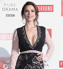 Hayley Atwell planning to settle down ...