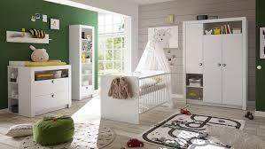 Babyzimmer Paula Komplett Set Kinderzimmer Babymöbel Weiß 6