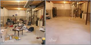 who unfinished basement before and after54 basement
