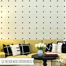 pattern wall decals pattern wall decals stars decoration wall pattern decals large vinyl pack mini shapes pattern wall decals